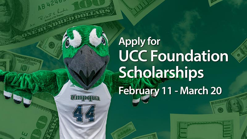 UCC Foundation Scholarships - February 11 to March 20
