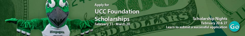 UCC Foundation Scholarships - Scholarship Nights