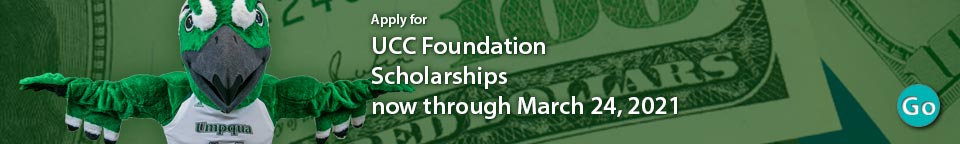 UCC Foundation Scholarships are available until March 24
