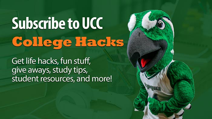 UCC College Hacks Newsletter