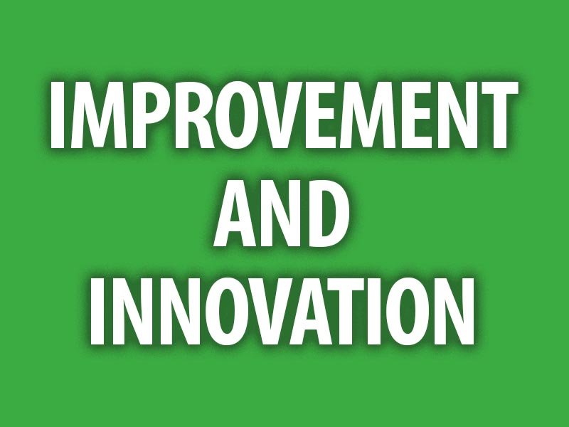 Improvement and Innovation