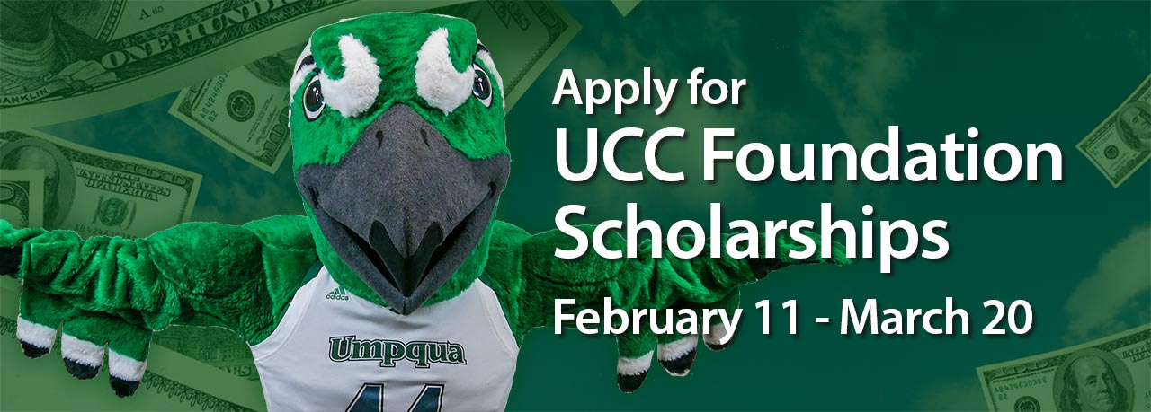 Scholarships - February 11 through March 20