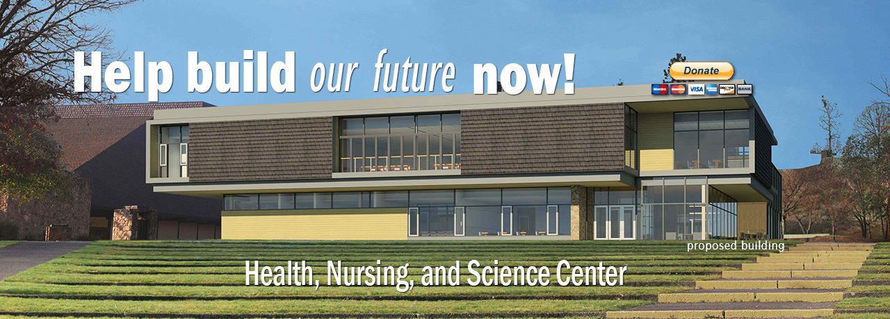 Health, Nursing, and Science Center Campaign