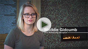 Maddie Gidcumb success story