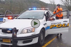 Police Reserve Academy Video