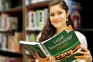 Paralegal Studies Student