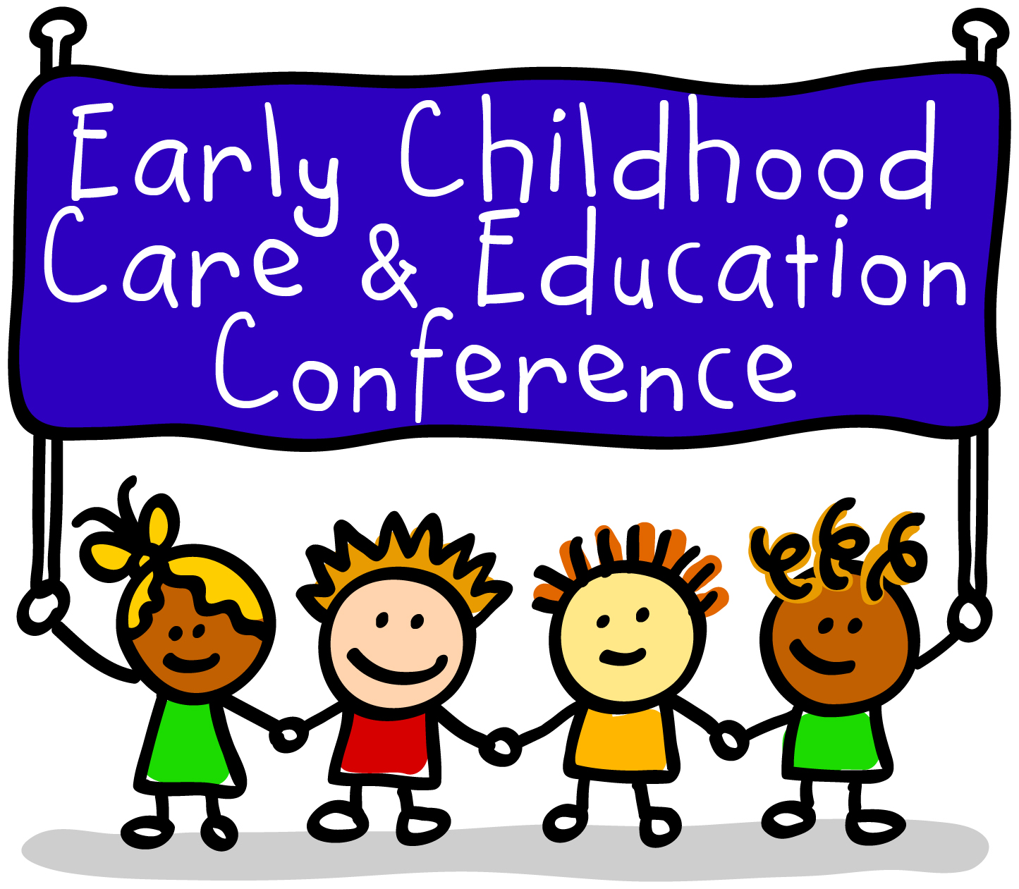 Early Childhood Care and Education Conf. logo