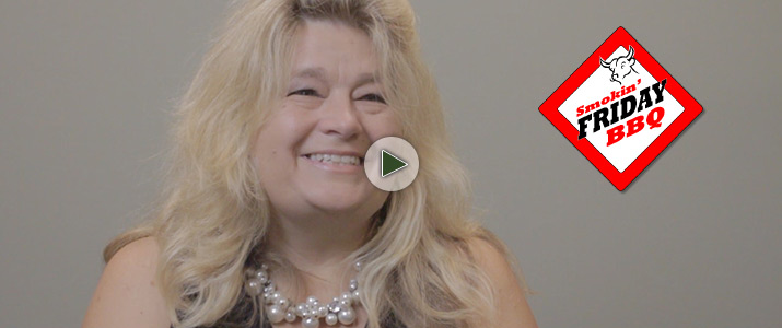 Kathy Standridge - Smokin Friday BBQ