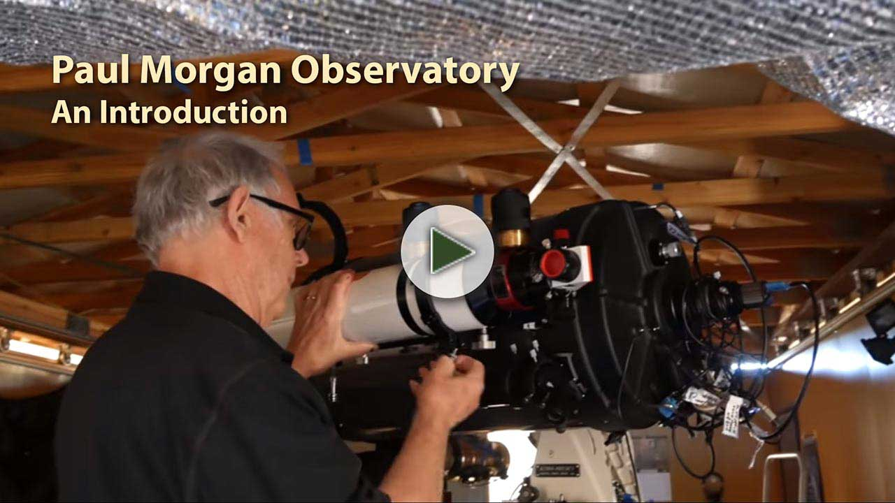Paul Morgan Observatory - An Introduction