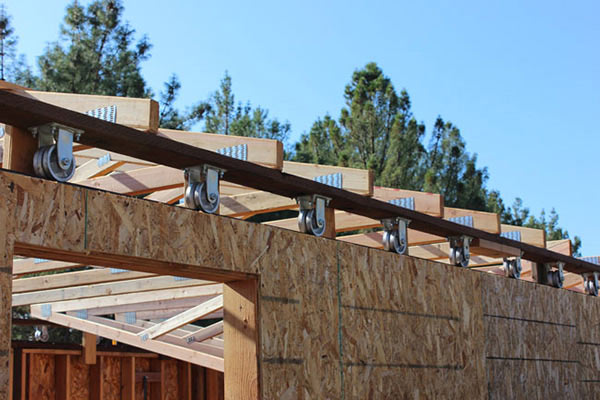 Casters and Trusses
