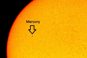 Transit of Mercury