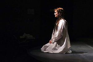 Scene from Romeo & Juliet - Source Nicholas Johnson, News Review
