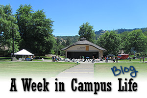 A Week in Campus Life Blog