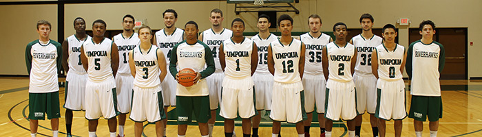 2014-15 Mens Basketball Team