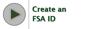 Financial Aid - Creating an FSA ID