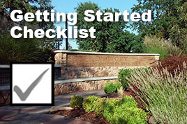 Getting Started Checklist