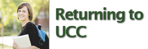 Reurning to UCC