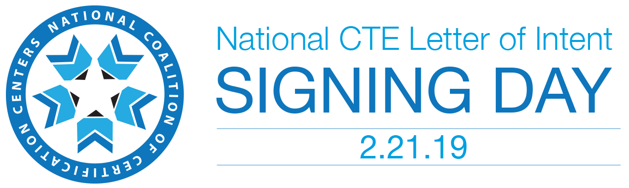 CTE Signing Day 2019 header