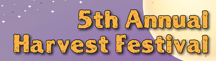5th Annual Harvest Festival 2015