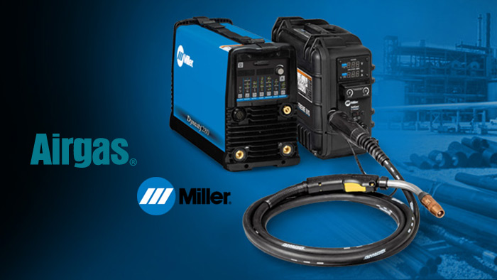 Miller Electric and Airgas