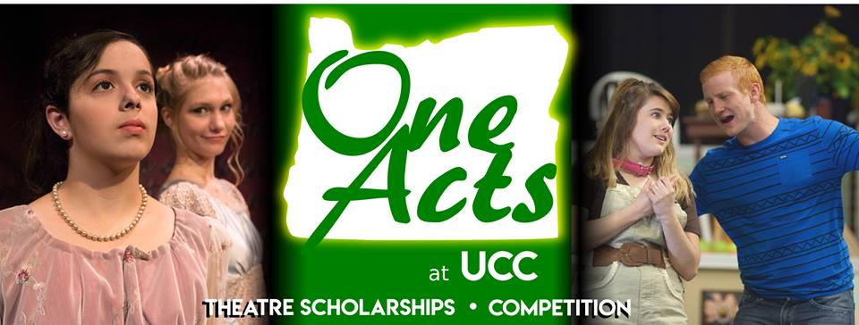 oregon one acts cover picture
