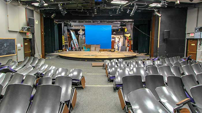 Remodeling Centerstage Theatre