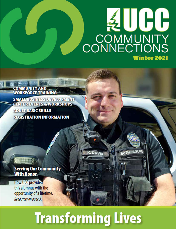 2021 Winter Quarter Community Connections Cover